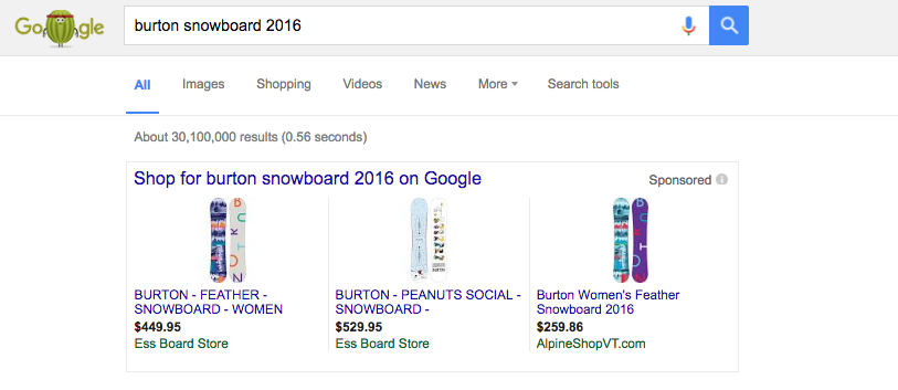 what-is-google-shopping